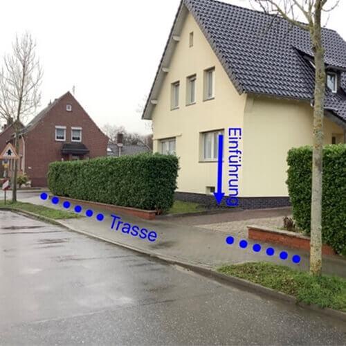 Deutsche Glasfaser Fiber Upgrades, Germany