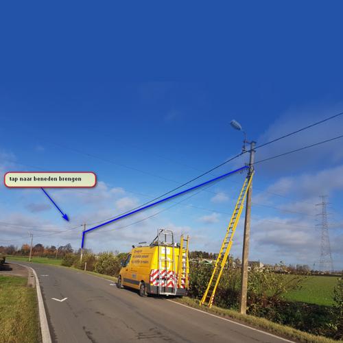 TELENET Upgrade of Coaxial Network,Belgium